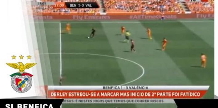 Benfica – Valencia