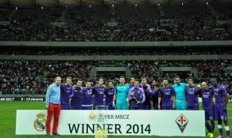 Galeria z Super Meczu. Real-Fiorentina w obiektywie (fot. Klaudia Feruś)
