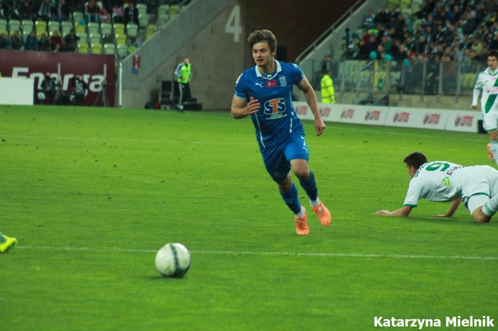 PP: Lech jedną nogą w półfinale.