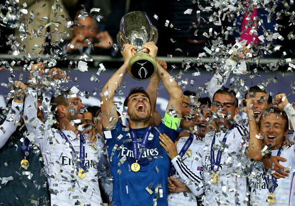 Super Puchar dla Realu Madryt