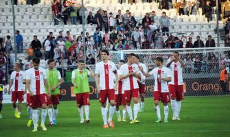 U21: Polska nie zagra w barażach