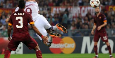 AS Roma – Bayern Monachium skrót meczu
