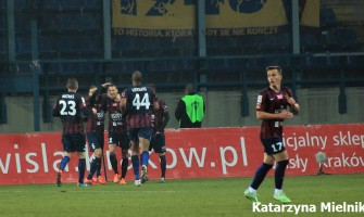 Ekstraklasa: Pogoń skuteczniejsza od Jagiellonii