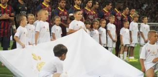 Porto wypunktowało Bayern, PSG uległo Barcelonie