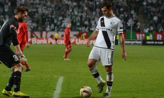 Legia wygrywa z Górnikiem i goni Piasta