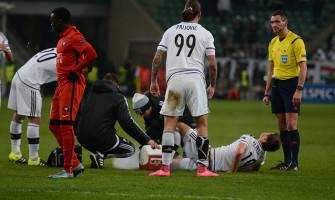 Legia Warszawa – FC Midtjylland  [zdjęcia]