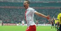 Milik po meczu z Serbią: Zagraliśmy dobre spotkanie