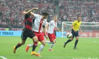 Euro2016: Polacy nie dali się Niemcom