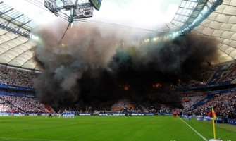 FOTO: Trybuny podczas finału Pucharu Polski