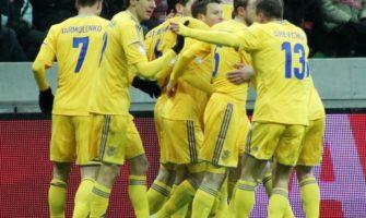 Euro 2016: Ukraińcy na kolanach i żegna się z francuskim turniejem