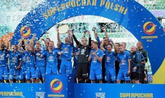 FOTO – Superpuchar Polski dla Lecha!