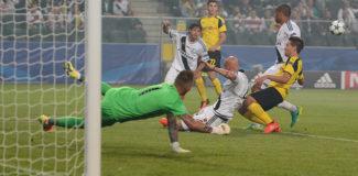 FOTO: Legia Warszawa – Borussia Dortmund
