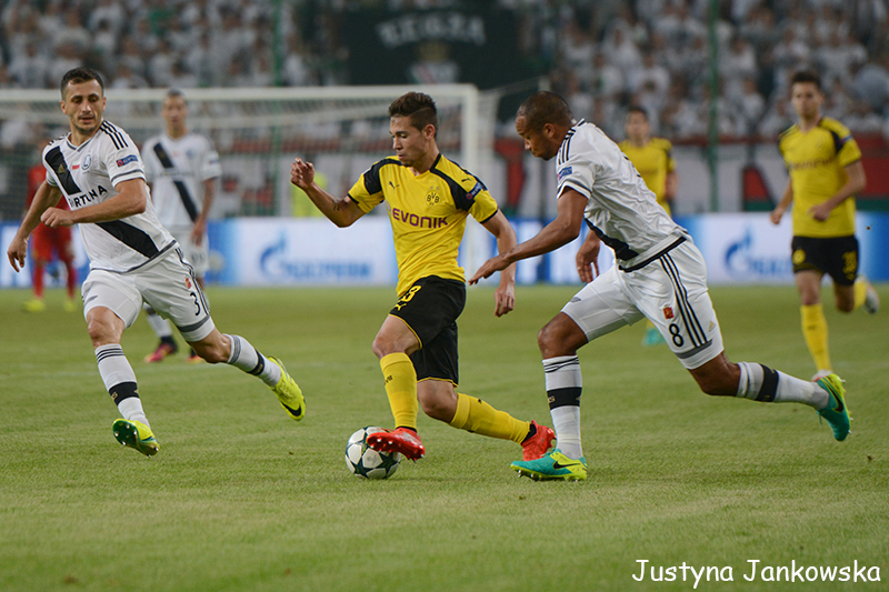 Legia Dortmund