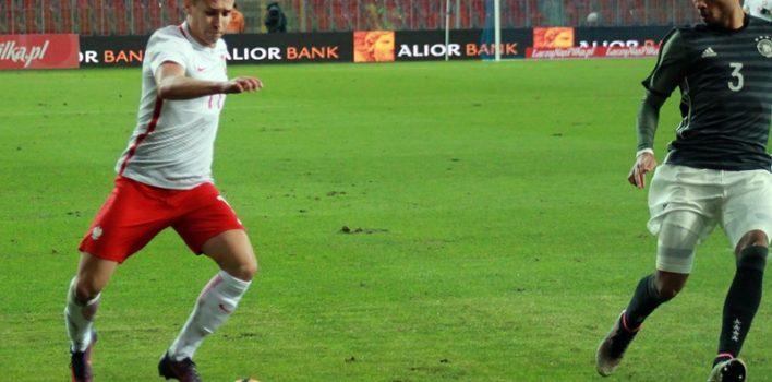 FOTO: U21 Polska – Niemcy