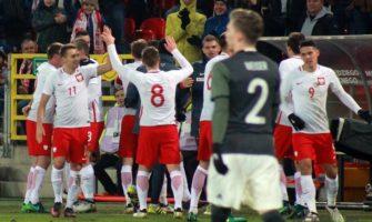Wygrana młodzieżówki z Niemcami