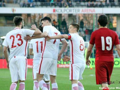 FOTO: U21 Polska – Czechy