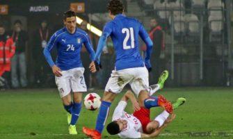 FOTO – U-21 Polska Włochy