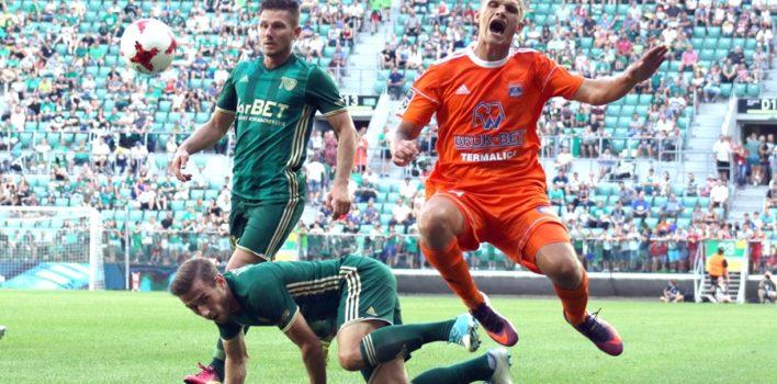 FOTO: Śląsk Wrocław vs Bruk Bet Termalica Nieciecza