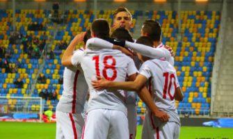 FOTO: U21 Polska vs. Dania